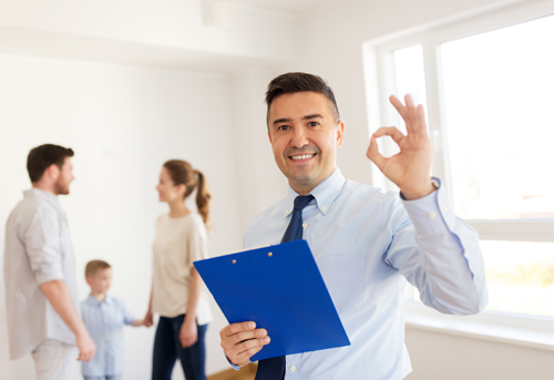 A good real estate agent will be ready to