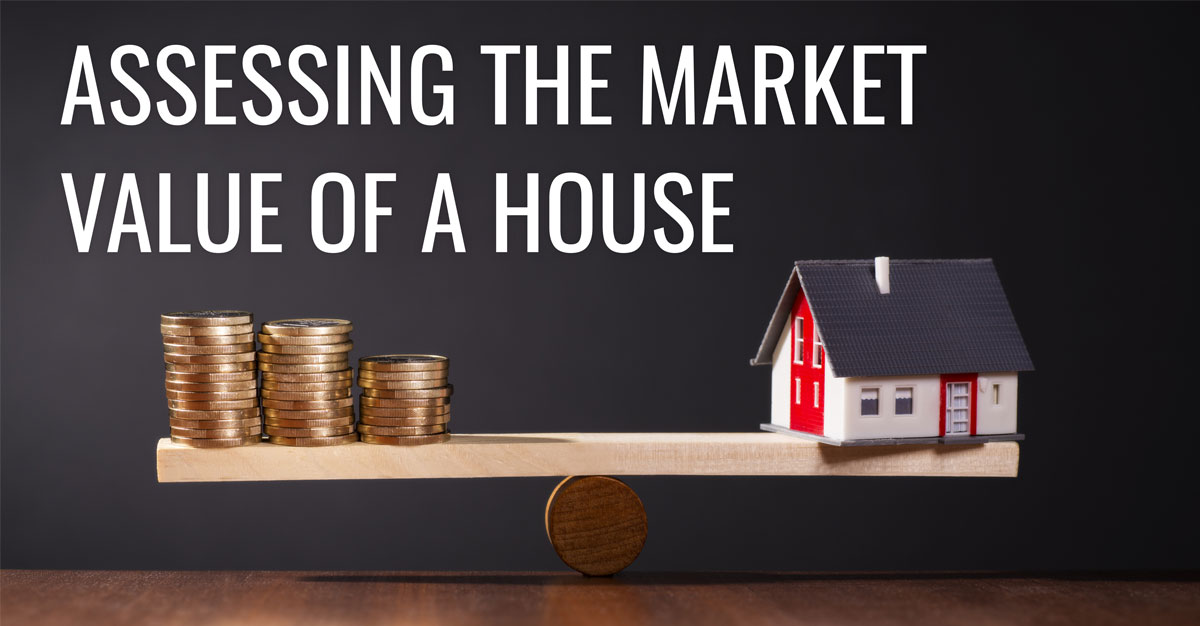 Assesing the market Value of a house