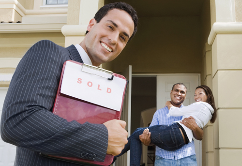 Start a Home Search with a Real Estate Agent