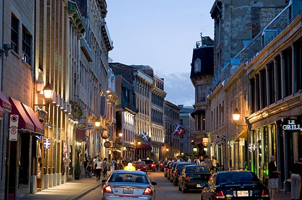 Old Montreal is popular among tourists with lots of things to discover each day!
