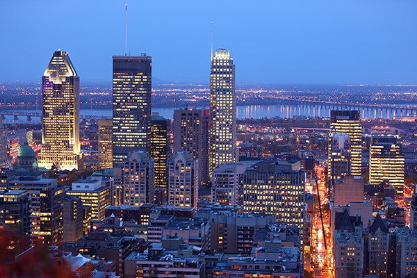 The city of Montreal is famous for its modern conveniences and beautiful landscapes and has everything you could ever want for a modern and pleasure-filled lifestyle.