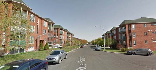 Neighborhoods in Longueuil put emphasis on family life as evidenced by its residential streets.