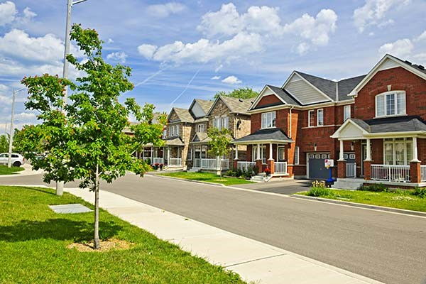 Property values in Quebec are in a downward trend based on the latest assessment.