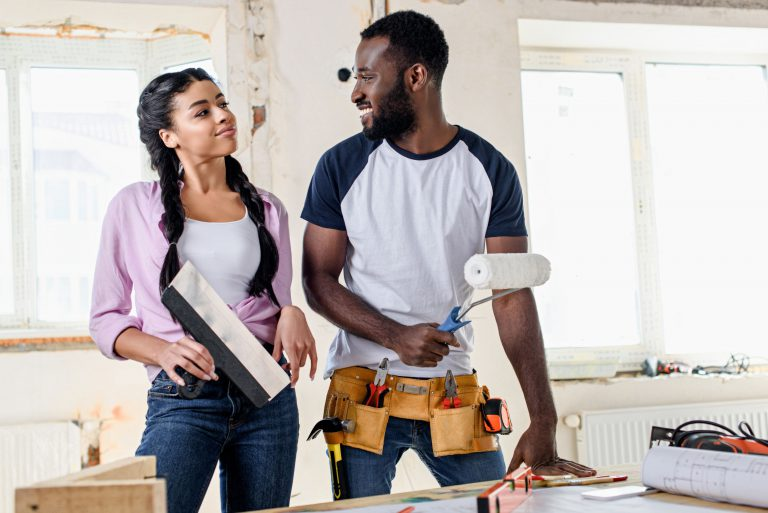 DIY renovations won't have the professional finish that buyers look for