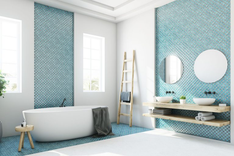 A bathroom renovation gives a high return on your investment if done properly.
